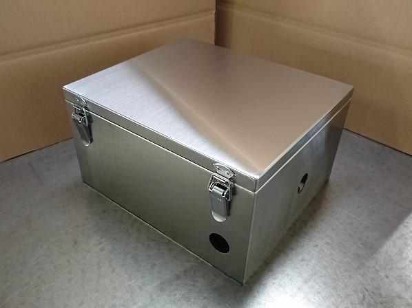 食品機械用板金ボックス