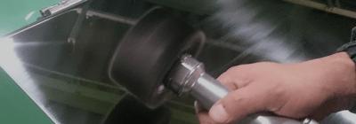 板金加工から各種表面仕上げ・研磨まで社内一貫対応