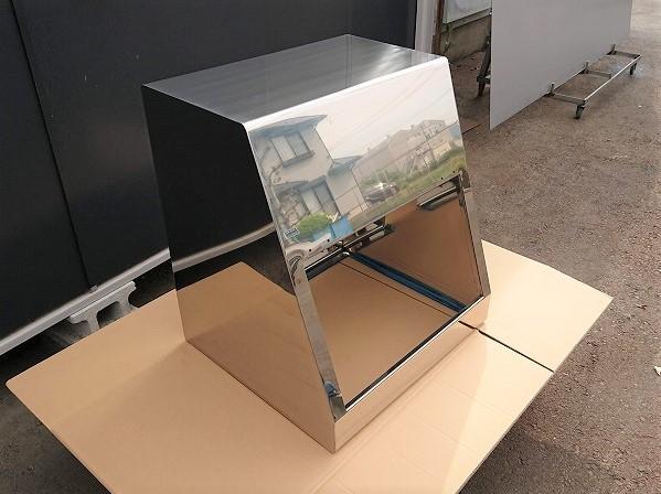 半導体製造用板金ボックス