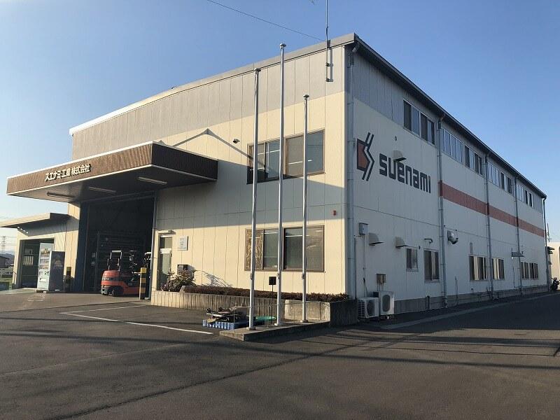 ステンレス板金加工・研磨品の特急対応を実現する工場